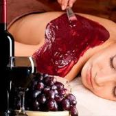 VinoTherapy Mud Wrap Treatment